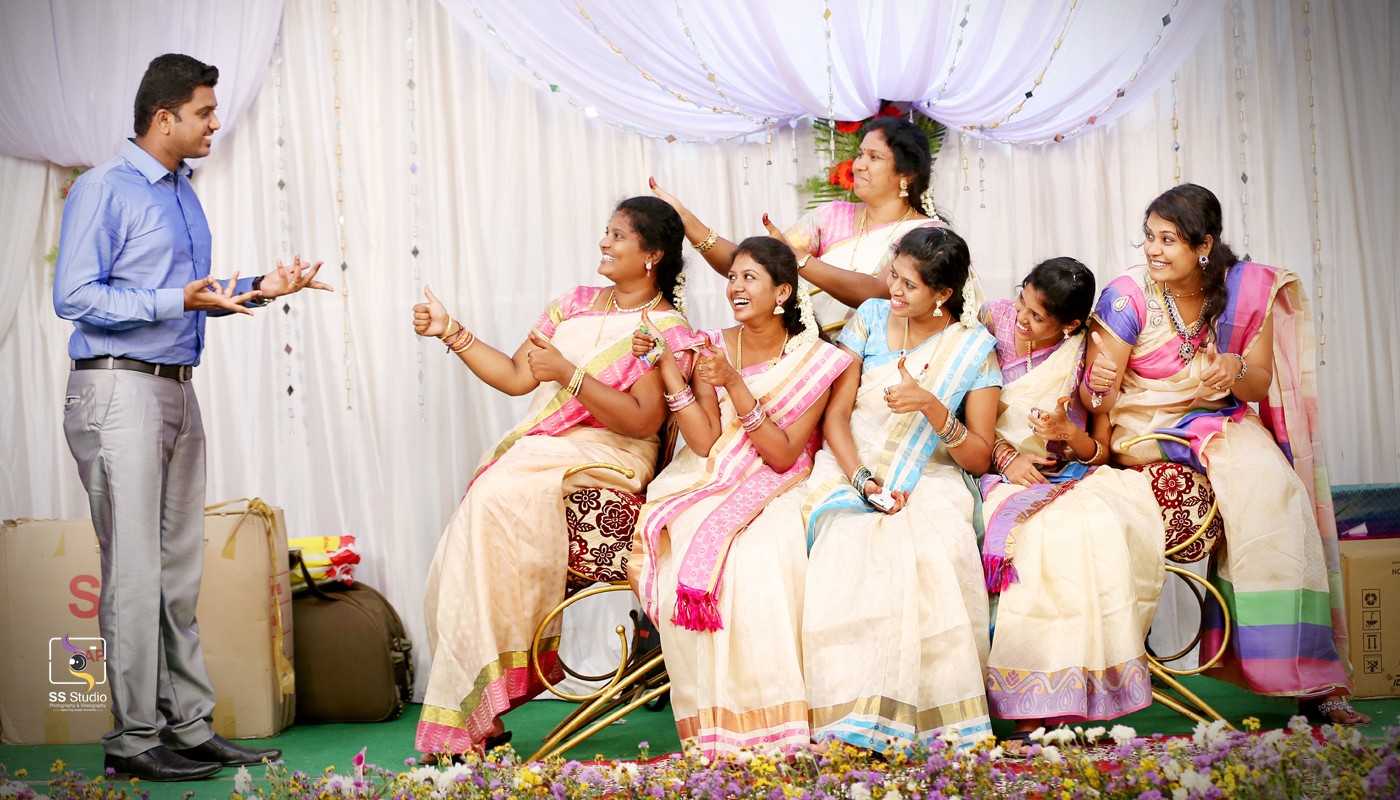 Best Professional Candid Wedding Photographers In Trichy Madurai