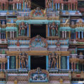 Srirangam Temple Architecture.