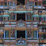 Srirangam Temple Architecture