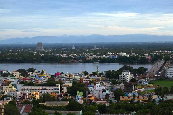 Srirangam Temple Accommodation Online Booking