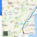 chennai-to-pudukkottai-map