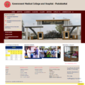 pudukkottai medical college website