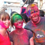 How to organize a Holi party